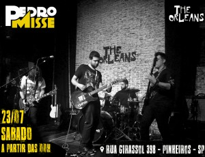 Show Pedro Misse – The Orleans 23.07